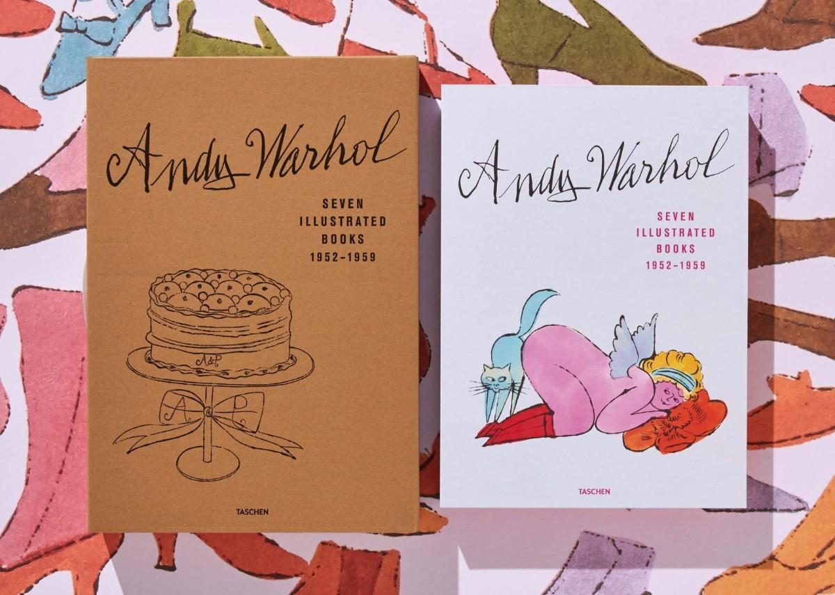 Os sete livros de Andy Warhol be0647ee3a